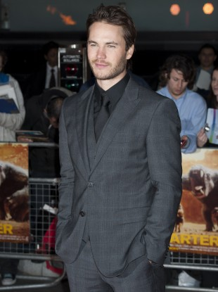 Taylor Kitsch at the UK premiere of John Carter at a central London venue.