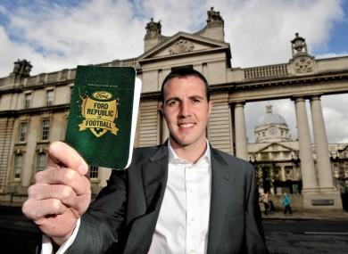 New Ford Ambassador John O'Shea launches the 'Ford Republic of