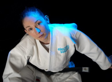 Lisa Kearney, pictured at an Electric Ireland Olympic event earlier this week.