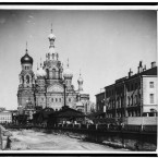 Church of the Resurrection on the Blood, Saint Petersburg, 1909. (Library of Congress, Prints & Photographs Division)