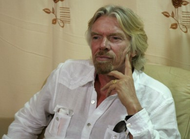 Richard Branson's airline is popular with high-profile figures - but they may be less likely to fly Virgin in future.