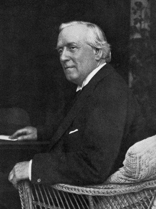 Herbert Henry Asquith, the Liberal prime minister who introduced the Third Home Rule Bill in 1912.
