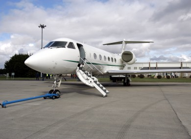 The Irish government's Gulfstream IV jet will be used for some years to come, despite pledges by the previous government to phase it out.