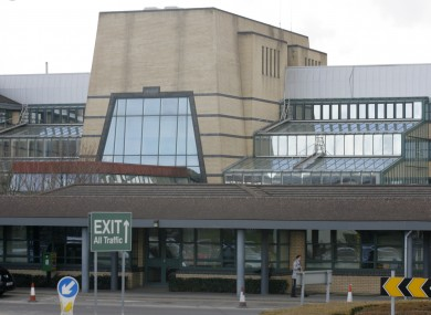 Tallaght Hospital (The Adelaide and Meath Hospital).