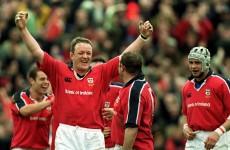 Dream team: Galwey backs Umaga for Munster role