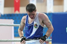 Olympic dream over for David Oliver Joyce