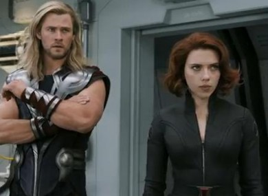 The Avengers movie massive debut