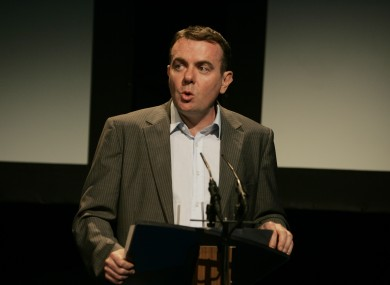 Noel Curran (File photo)