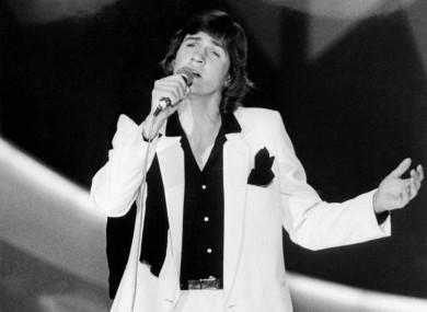 Ireland hasn't won the Eurovision since 1996. As Johnny would say, 'What's another year?'