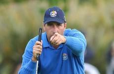 Ryder Cup: Olazabal wants four vice-captains