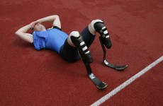 Able-bodied athletes have no beef with me, says Pistorius