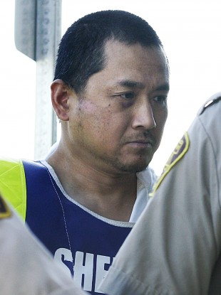 Vince Weiguang Li, accused of stabbing, beheading and cannibalizing another man on a Greyhound bus in Canada