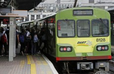 Dart service disrupted over bank holiday weekend