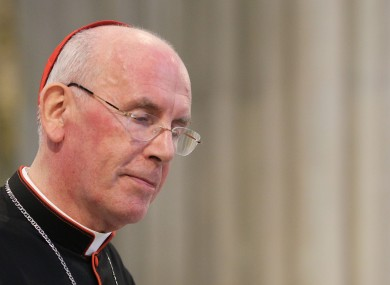 Primate of All Ireland Cardinal Sean Brady