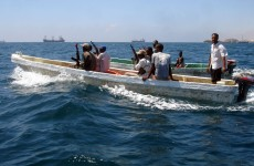 EU carries out air strikes on Somali pirates