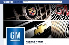 General Motors pulls $10m account from Facebook, says ads have little impact