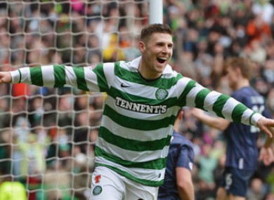 Hooper produced an impressive performance today.