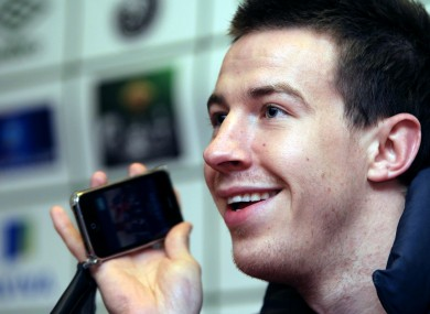 Cheap calls and free texts for Sean St Ledger in Poland?