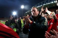 One last dance: Mick O'Driscoll handed Baa-Baas call-up