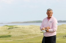 Darren Clarke 'raring to go' for Irish Open, despite injury