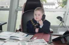 Kildare boy becomes Ireland&