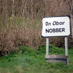 Meath village Nobber is one of the favourites on Ireland's list of amusing placenames. It's also the birthplace of the blind harpist Turlough O'Carolan. So there.   Image: Dave Sandford via Flickr/Creative Commmons