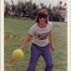 Remember those heady days of summer when the sun was always shining and beating a ball around a pole on a piece of string was all the rage?   Image: Ramones Karaoke via Creative Commons