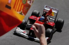 Home favourite Fernando Alonso completes stunning win at European GP