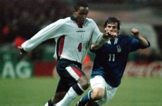 Memory lane: Five past meetings between England and Italy