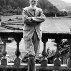 Even if he has a fine set of calves on him like playwright George Bernard Shaw here, he probably has a plethora of socks. A sock drawer-ful, in fact. Pic: AP Photo/PA Archive.