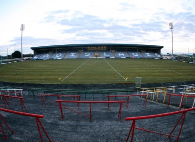 O'Moore Park in Portlaoise will host some of this year's Féile Peil na nÓg finals on Sunday.
