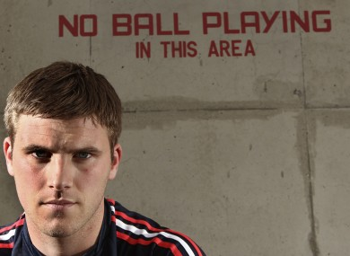 Eoin Cadogan's availability is a boost for the Cork footballers.