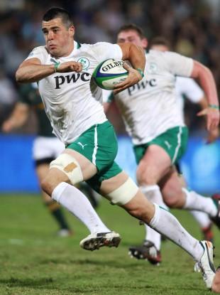 Ireland's Jordan Coghlan.