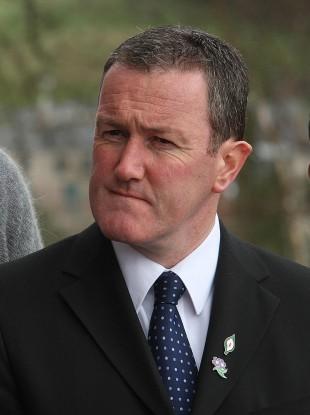 Sinn Fein's Conor Murphy