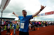 Column: 'Blisters and lost toenails' – how I ran 35 marathons in 35 days