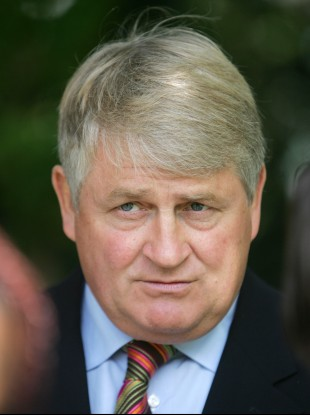 Denis O'Brien owns 100% of Communicorp, Ireland's largest private media owner, as well as 29.9% of its largest newspaper publisher IN&M.