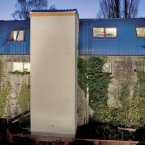 One of the former bunker sites converted by architects Rainer Mielke and Claus Freudenberg. (Image: bunkerwohnen.de)