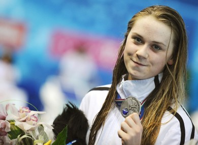 At 17, McMahon already has a European Championships silver medal to her name.