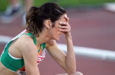 Barr misses Olympic time in Germany