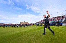 In the Swing: A proud weekend for Donaldson – and for Ireland