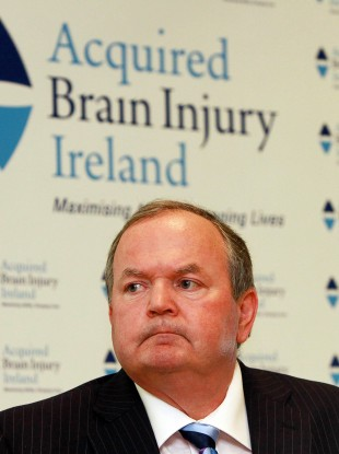Response: Liam O'Neill has hit back at any suggestions of fixing in qualifier draws.