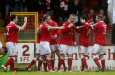 Airtricity League wrap: Shels are four-midable at Tolka