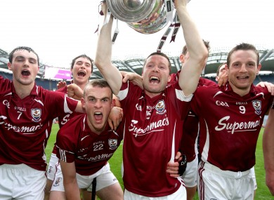 Silver jubilee: Galway made hurling history