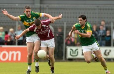 """Flynn: """"I just thought it was outrageous and with the big decision in the second-half the referee absolutely done Westmeath."""""""