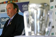GAA President O'Neill backs CCCC call to move game to Portlaoise