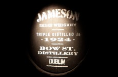Bottoms up: Jameson sales hit new all-time record