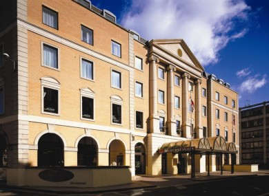 The Crowne Plaza in Cambridge sold for the equivalent of £177,000 per bedroom.