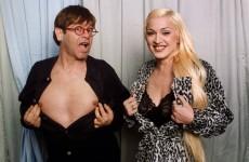 Elton John really, really doesn't like Madonna