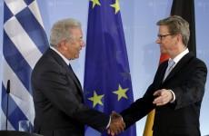European leaders begin week of crucial meetings on Greece's future