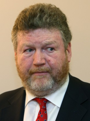 James Reilly (File)